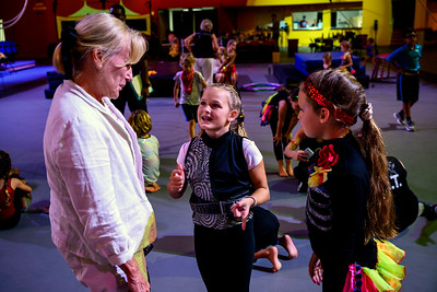 Circus Arts Conservatory, Summer Camp Showcase August 2, 2019