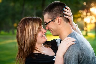 Tina & Mason - Engagement