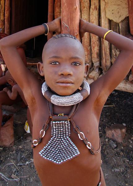 HIMBA BOY - NAMIBIA