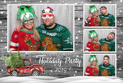 Safety-Kleen Holiday Party 2019