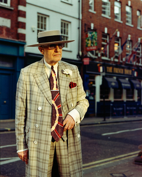 London's Last Bohemians