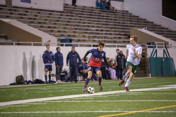 Varsity Boys' Soccer Senior Day 2018