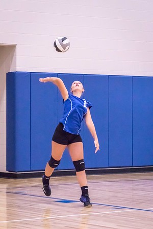 DMS Volleyball 09-10-2018