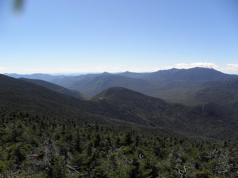 Pemi Wilderness from N Twin