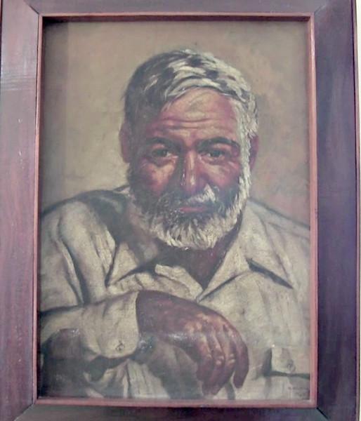Folder with 3 Galleries ~~Sat., Dec. 3, 2017 ~~ Life of Hemingway