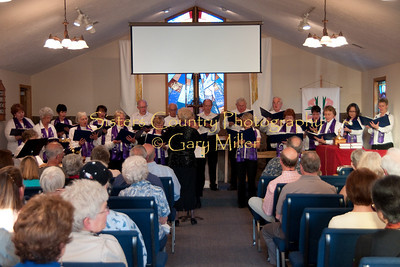 Sisters Chorale and Bell Ringers May 2009