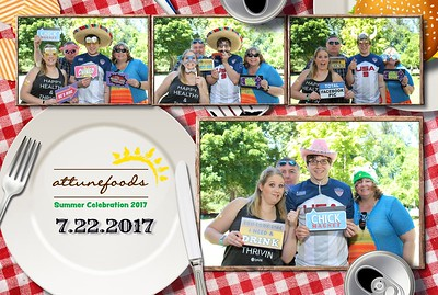 Attune Foods Summer Celebration 7.22.2017