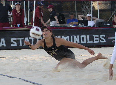 FSU vs SPC Game 2 at FSU (03/02/2018)