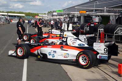 Auto GP R01 Silverstone May 2015