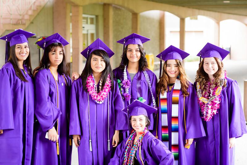 Impact Academy Graduation - June '17