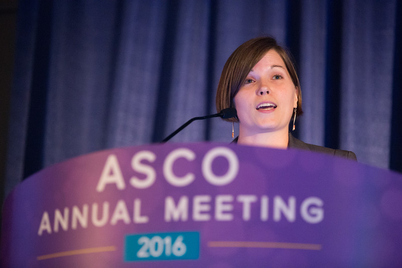 Stacie Dusetzina, PhD, discusses how to make sense of drug cost variations during Health Services Research and Quality of Care Oral Abstract Session