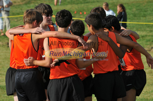 All, JV Boys Race 1 - 2013 OU Golden Grizzly High School Invite