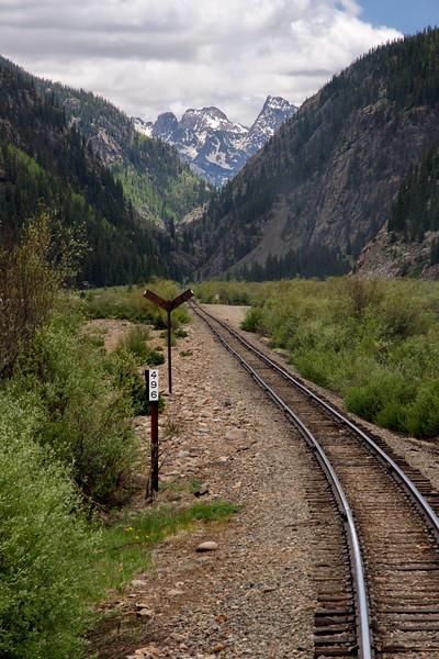 Colorado, Durango & Silverton Narrow Gauge Railroad, Silverton