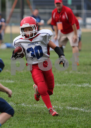 Lenape Valley Jr Patriots vs Long Valley Raiders