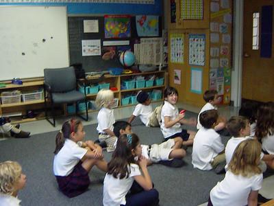 1J Classroom