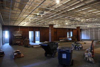Library Renovation 07-03-19