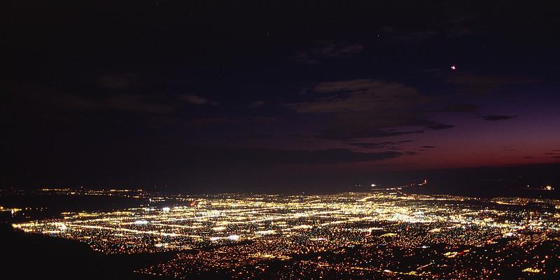 Albuquerque at Night