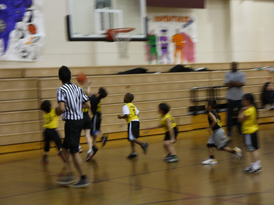Sammy - Hi -5 Basketball 2012