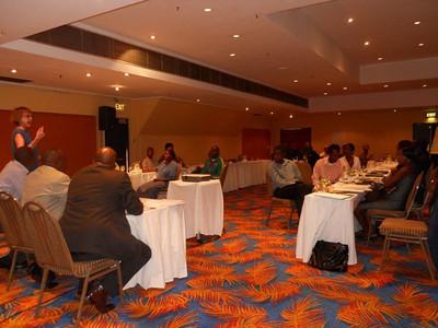 ACP Project - WS Botswana