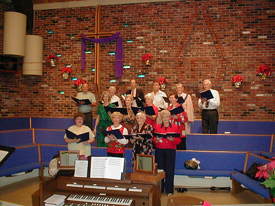 Church - 11/26/2000