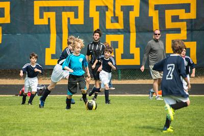 2014 Spring PRUMC Ninja Soccer