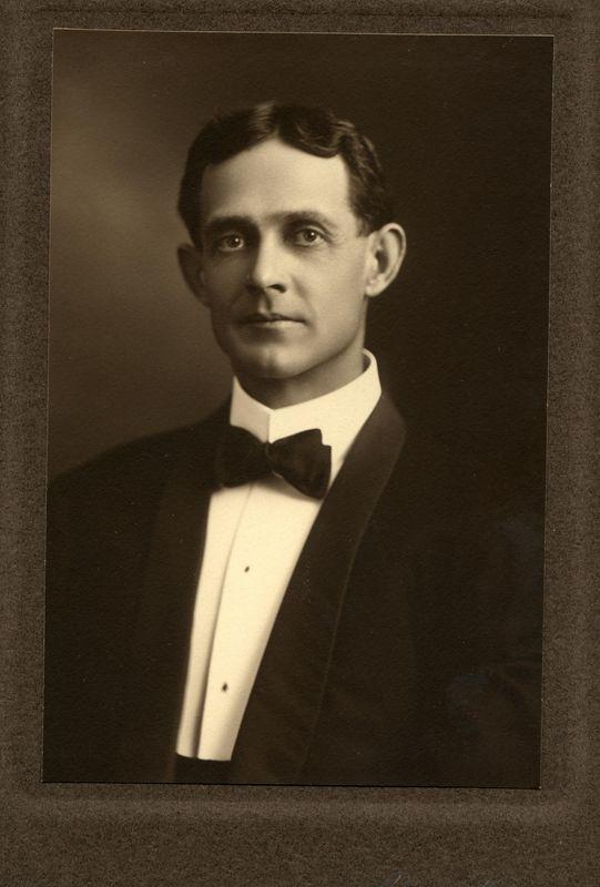 Arthur Bush Stevens (1868-1951) son of Franklyn Dyson and Annie Adelaide (Bush) Stevens