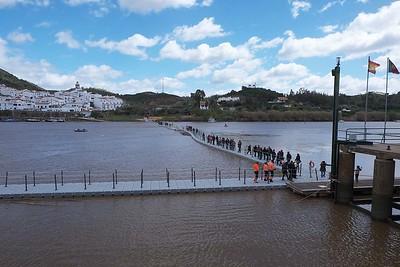 Alcoutim : Festival do Contrabando : Tráfico de Artes no Guadiana : walking to Spain