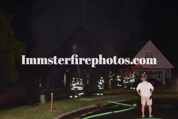 EBENEZER FD CODDINGTON LANE FIRE 7-4-21