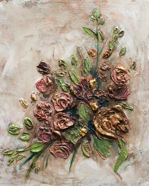 Work by Hallie LeBlanc