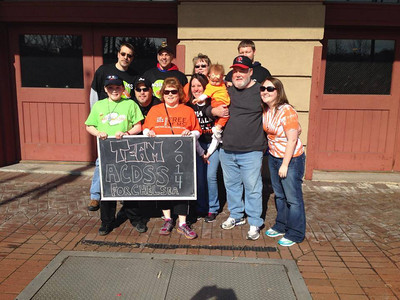 Walk MS: Cumberland 2014