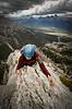 ESE Ridge of Mount Lady MacDonald, Canmore, Alberta, Canada.