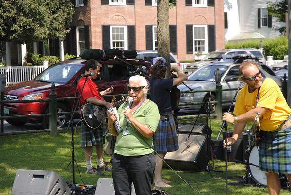 Final Brown Bag Concert On the Green