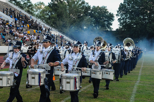DHS vs Chamblee Blackout 9-5-14