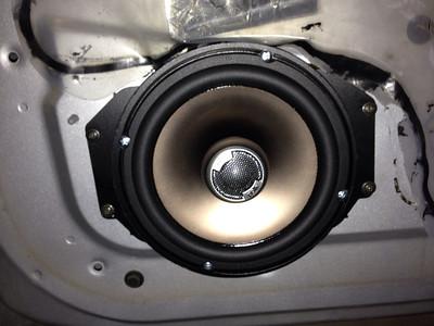 2003 Chevy Cavalier LS Front Speaker Installation - USA