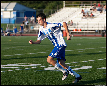 Holmdel HS Boys Soccer, 2009