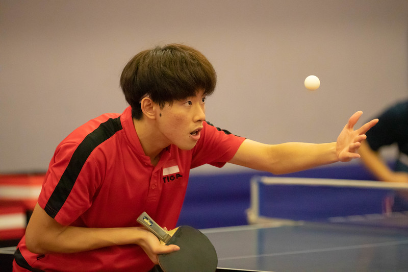 Singapore National Table Tennis Championship 2020