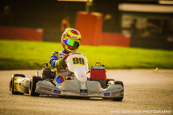 Whilton Mill Kart Club - 2020 Winter Series - Round 1 - Alyx Coby