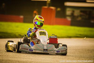 Whilton Mill Kart Club - 2020 Winter Series - Round 1 - Alyx Coby