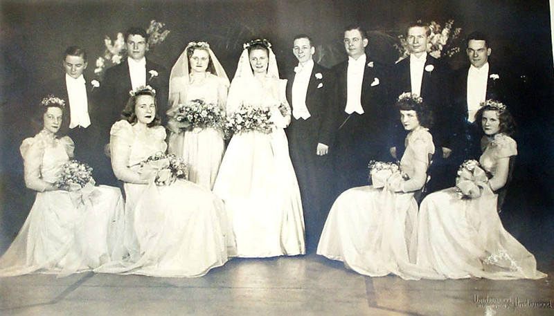 El and Virginia Turner's Wedding