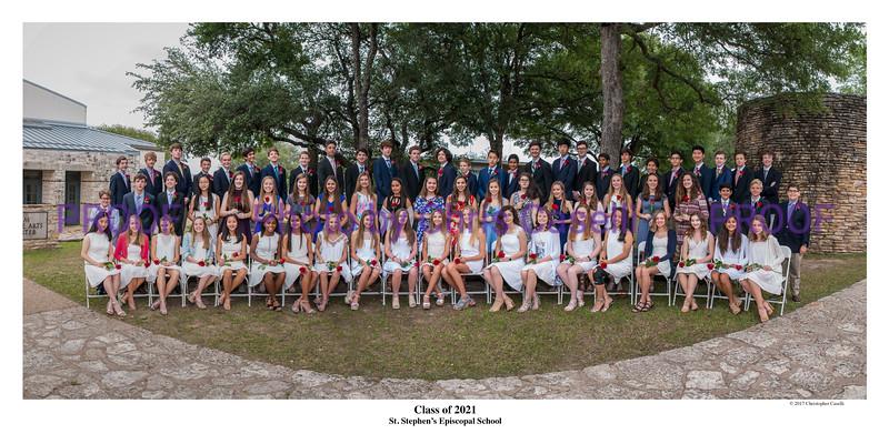 Class of 2021 Class Panorama