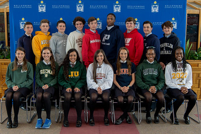 Spring NCAA Letter of Intent Signing Ceremony – April 25, 2018