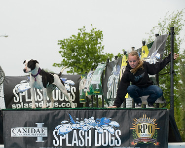 Manteca Splash Dogs April 11, 2010