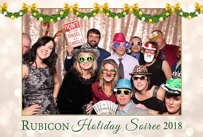 Rubicon Holiday Soiree 2018 #1 @ Renaissance Hotel BR
