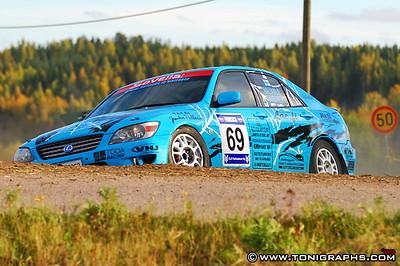 26.09.2009 | SM Finnsco-ralli, Hyvinkää