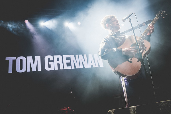 Tom Grennan @ O2 Academy, Newcastle. 05.05.19