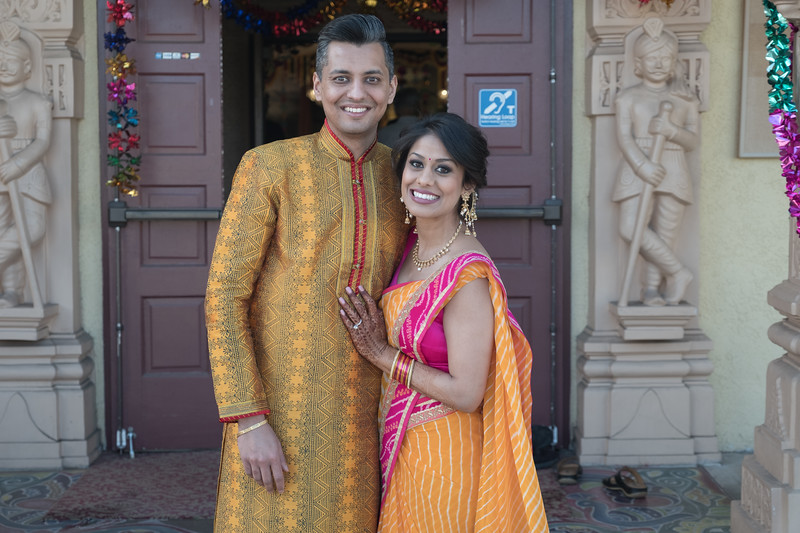 Neal and Radha Wedding - Day2