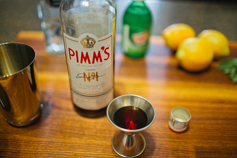 Dartmouth Highball Cocktail with Pimms and Gin-5.JPG