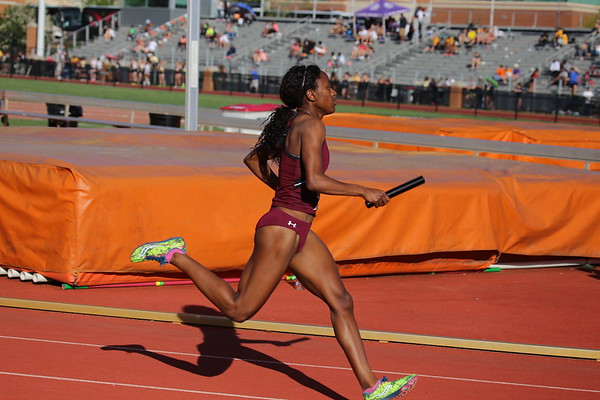 2015 Tennessee Relays - 4x400M relays