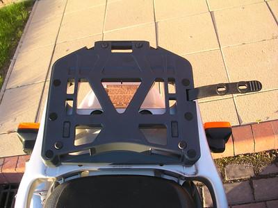 Honda 45l Top Box