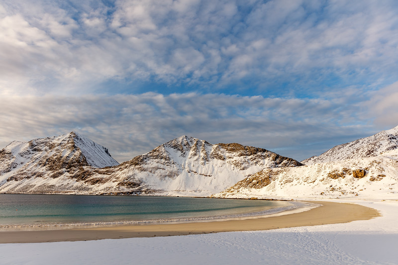 From a research trip to the Norwegian Lofoten Islands in winter 2016